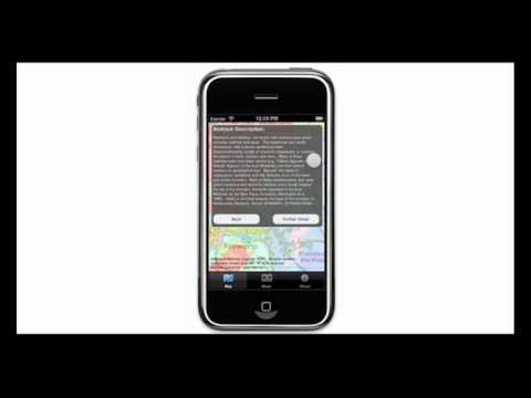 iGeology iPhone App | Britain's rocks in your pocket | British Geological Survey