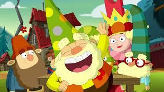 7 гномов - Семейка огуречников/ Куриный суп для троллей - Сезон 2 Серия 9  | Мультфильмы Disney