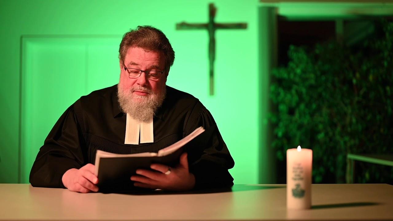 Videopredigt zum Sonntag Estomihi