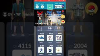 Pokémon Go - Level 5 Raid - Entei