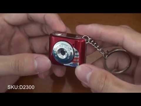 X3 Portable Ultra Mini HD High Denifition Digital Camera Mini DV