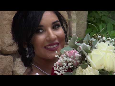 Ricky And Samantha Ramirez -  Beautiful Wolf Lakes Wedding Fresno Ca