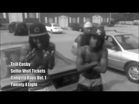 Trill Cosby Selling Wolf Tickets
