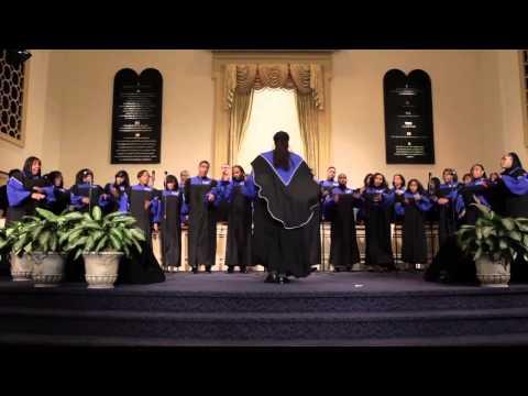 """Howard Gospel Choir - """"All in His Hands"""""""