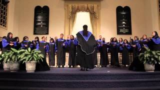 "Howard Gospel Choir - ""All in His Hands"""