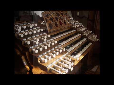 The 1750 Joseph Gabler organ at the Basilica in Weingarten - Excerpts from Johann Ludwig Krebs