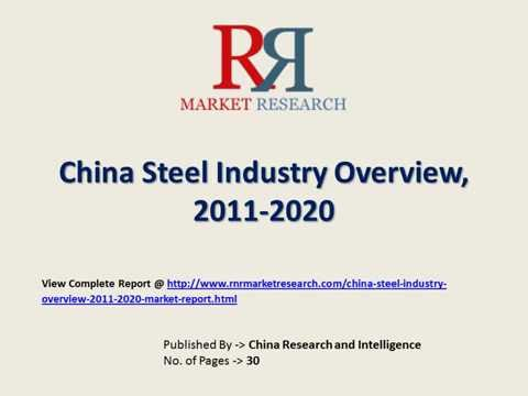 China Steel Market 2011-2020: Industry Growth with Key Manufacturers Analysis