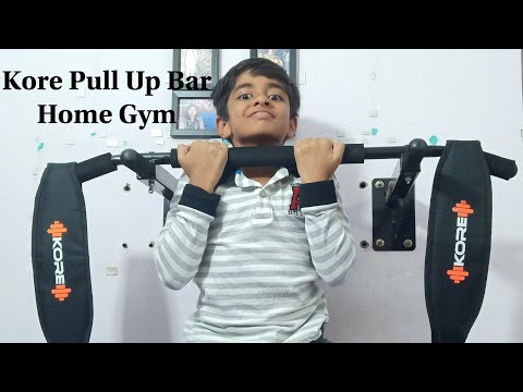 Unboxing and Installation of Kore Pull Up Bar | Home Gym
