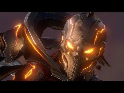 Halo 4 - The Didact Cometh - Cutscene