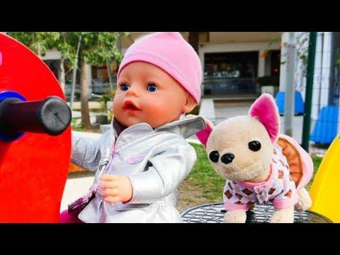 Giochi per bambini. Bambola Nenuco. Nuova ricetta di Mamma