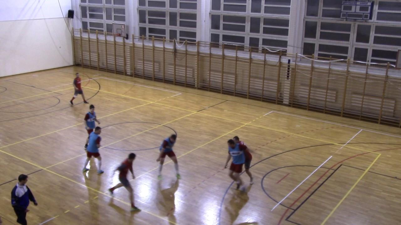 V kolejka Halowego Turnieju Piłki Nożnej o Puchar Burmistrza (14.01.2017r.)