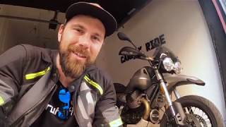 Moto Guzzi V85TT 2019 | First ride in Gran Canaria
