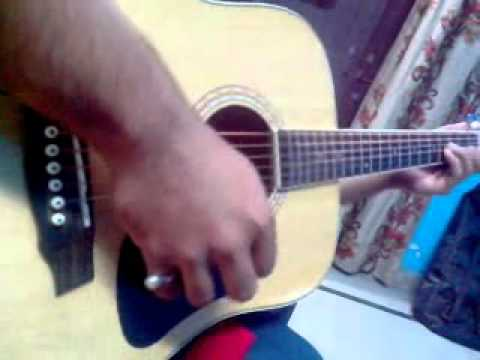 jaane kisne ....... guitar cover