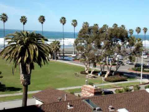 La Jolla Shores Park La Jolla California