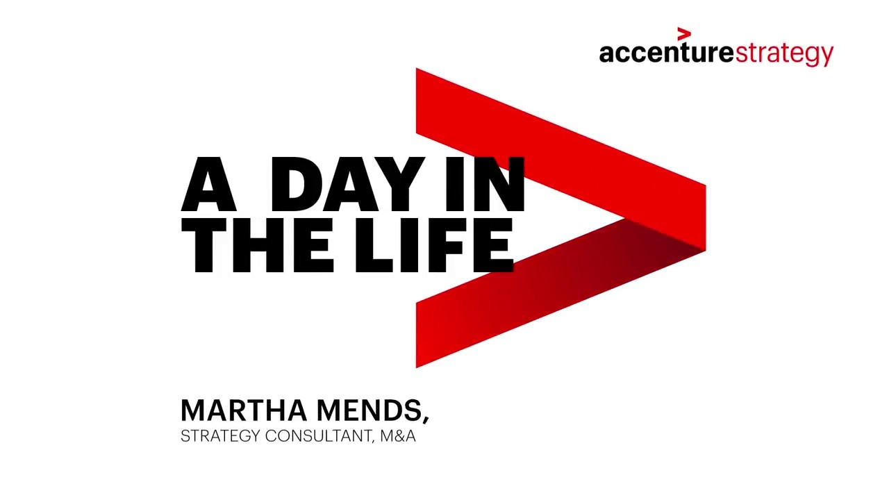 A Day in the Life of an M&A Strategist - Martha Mends