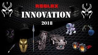 Roblox - Innovation (Prizes)