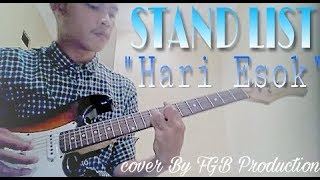 Stand List - Hari Esok cover by Bastian
