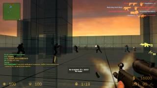 Сетевой отдых №5: Counter Strike: Source - А че тут не банят?!(Решил записать видео т.к. забанили на двух серверах ранее этого видео. И я на видео ожидал что забанят и там..., 2013-11-04T12:52:01.000Z)