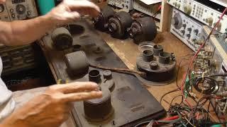RESTORING AN ATWATER KENT MODEL 10 BREADBOARD RADIO
