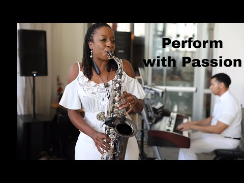 Live Performance - Play With Passion / Brian McNight - Back At One