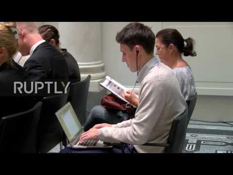 Germany: Tension between delegates as German-Russian congress begins in Berlin
