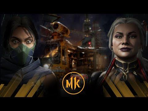 Mortal Kombat 11 - Jade Vs Sindel (Very Hard)