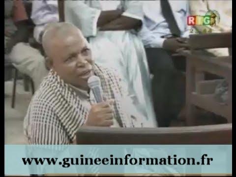 """Capitaine Abdoulaye Diallo:""""Le juge Condé m'avait dit, tu a saboté un char de combat"""""""