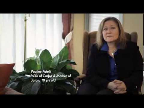 West Island Palliative Care Residence - testimonial video 2014