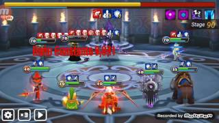 summoners war en espaol toa hard 90 aschubel