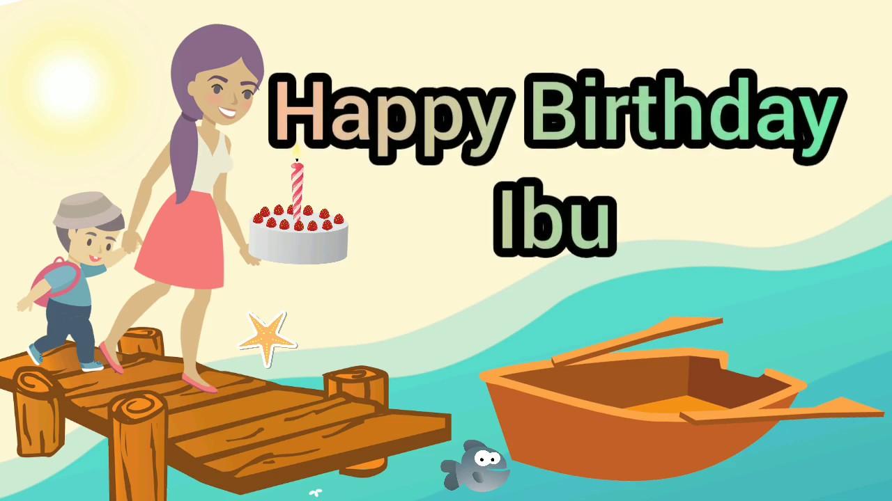 Ucapan Birthday Hari Jadi Ibu