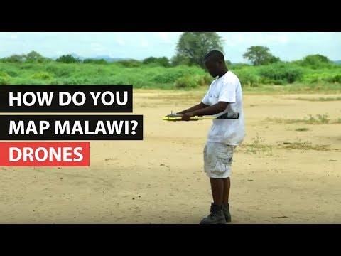 DRONES | A helpful humanitarian tool in remote areas