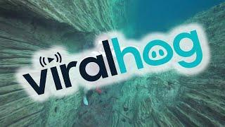 Epic Descent into the Depths || ViralHog