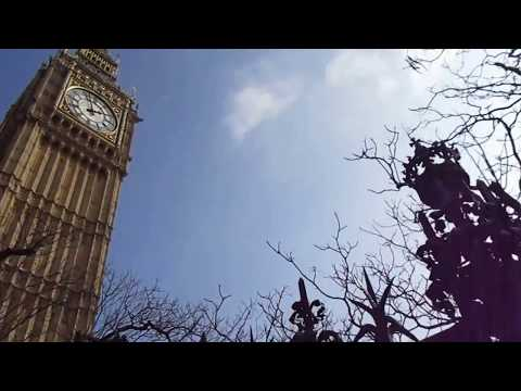 London - Walk around the Palace of Westminster (UK Parliament)