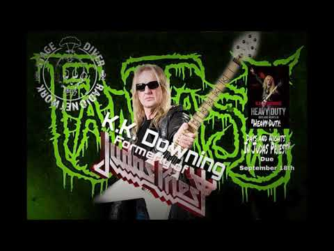 FANTASM: K.K. Downing ex-Judas Priest Interview
