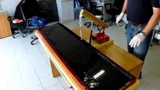 Детейлинг обучение полировка курс. Тестирование нанажижей