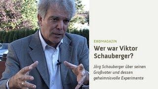 Jörg Schauberger über seinen Großvater und dessen geheimnisvolle Experimente | ExoMagazin