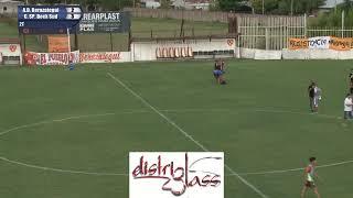 A.D. Berazatagui 1 - C.SP. DOCK SUD 3  Primera C Fecha 5 Clausura en vivo HD