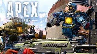 Первый взгляд на Apex LEGENDS/Nice game/Убийца Fortnite????/Вебка/Общение со зрителями/