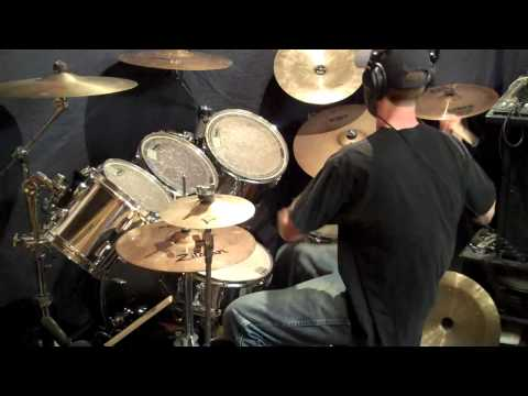 Iron Maiden - The Number of the Beast - Drum Cover by Andy Jones [HD]