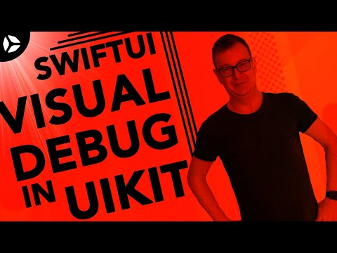 SwiftUI Visual Debug in UIKit (EASY) | Swift 5, Xcode 10 thumbnail