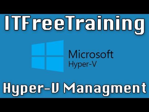 hyper-v-management