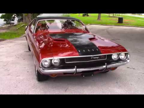SOLD For Sale 1970 Dodge Challenger R/T 440 Six Pack