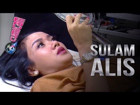 Cita Citata Sulam Alis Sampai Kesakitan - Cumicam 02 Agustus 2017
