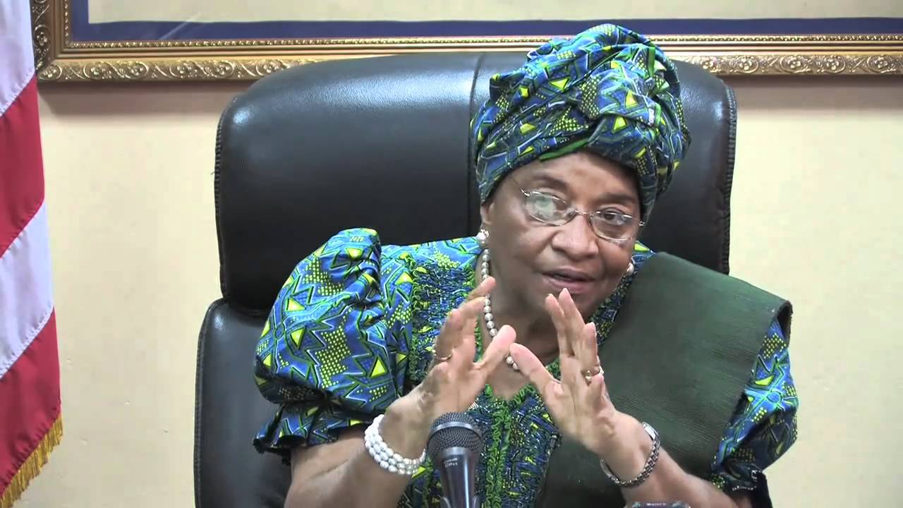 Download Nobel Peace Prize Laureate President Johnson-Sirleaf on the Truth and Reconciliation Commission