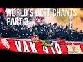 World's Best Football/Ultras Chants Part 3 | Translated Lyrics | Red Star Belgrade, PAOK and More
