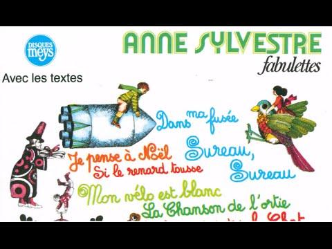 Anne Sylvestre - Fabulettes (album complet)