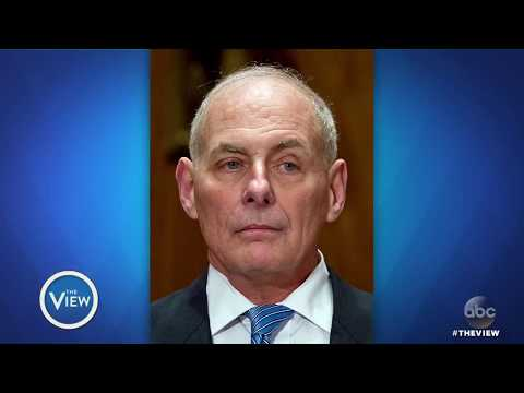 New Chief of Staff: Reince Priebus Out, Gen. John Kelly In | The View
