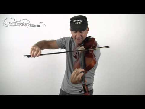 Fiddlerman Concert Viola Review