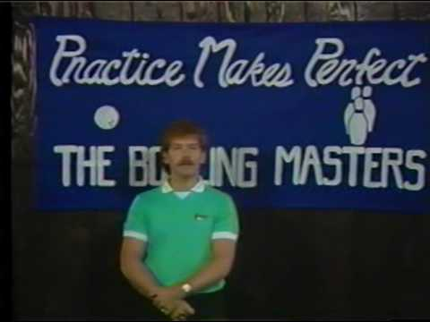 Practice Makes Perfect, Bowling with Masters