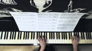 "Sentimental Walk from ""DIVA"" / Vladimir Cosma - piano cover"